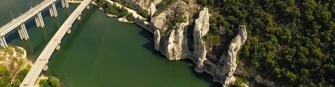 Wonder rocks_Tsonevo Lake